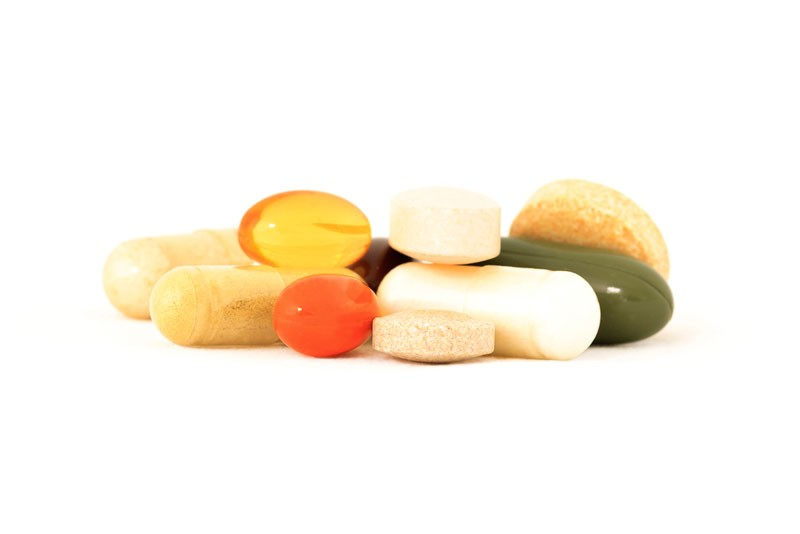 a variety of pills and supplements that can help with lower back pain