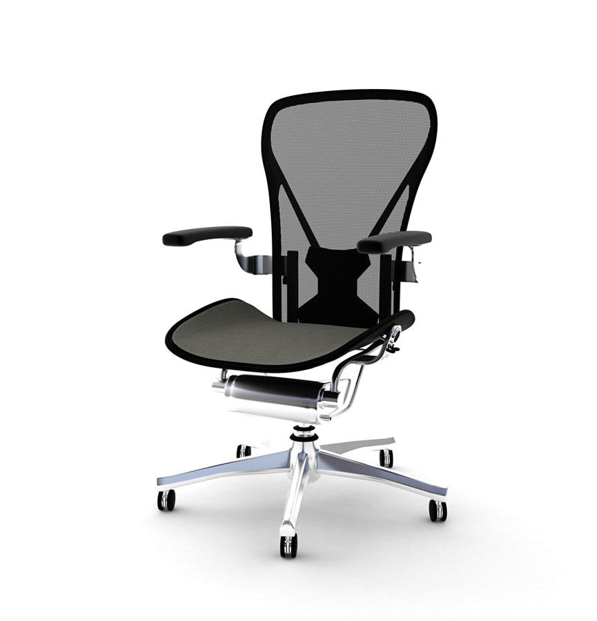 single office chair for best posture